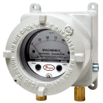 Показывающий датчик напоромер Magnehelic AT2605 сертифицированный по АТЕХ