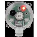Настраиваемый аварийный сигнализатор дифференциального давления серии BDPA