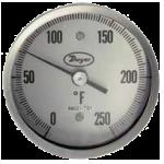 Медицинские биметаллические термометры серии BTS