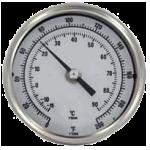Биметаллический термометр с длинными зондами BTLRN