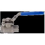 Шаровой клапан BV2IM с монтажной площадкой по стандарту ISO