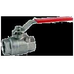 Двухдетальный шаровой клапан BV2M из нержавеющей стали