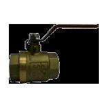 Латунный шаровой клапан серии DBV
