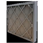 Фильтры с гофрированным фильтрующим элементом MERV 10 (F5) серии DF10