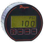 Электронный манометр серии DPG-100