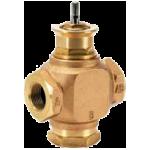 Шаровые регулирующие клапаны серии GV2/GV3