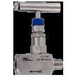 Игольчатый клапан серии HNV