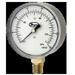 2.5˝ манометр низкого давления