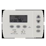 Цифровой программируемый терморегулятор для помещений серии LVT1 и LVT2
