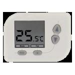 Компактный электронный термостат серии PLVT