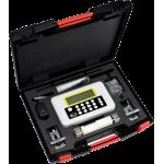 Переносной комплект ультразвукового расходомера серии PUB
