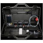 Переносной ультразвуковой расходомер-конвертер PUX2 с сенсором PSX2