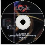 Контроллер температуры/процесса на рейке DIN серии SCD