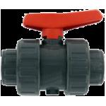 Промышленные шаровые клапаны TBV2 с центрированным соединением