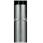 Расходомер для жидкостей и суспензий на принципе теплового рассеивания TDMT
