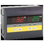 Измеритель-реле температуры и влажности THC