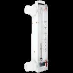 Акриловые расходомеры Visi-Float с клапаном Roto-Gear серии VFCR