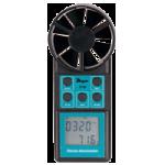 Цифровые анемометры со встроенной лопастью модели VT-120