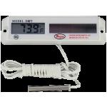 Цифровой термометр DRFT на солнечных батареях для рефрижераторов и холодильников