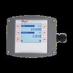 Электромагнитный расходомер врезного типа