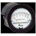 Электроконтактный манометр Mini-Photohelic MP